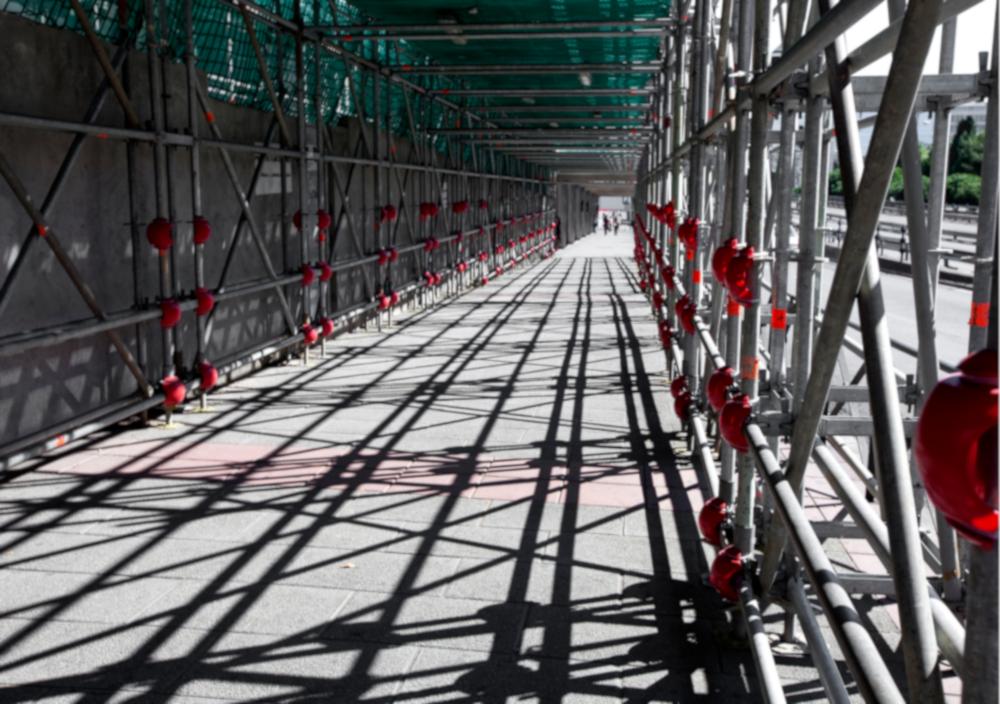 Advanced Scaffolding Street Work